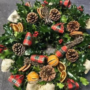 Floral Christmas Workshops